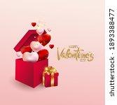 design for valentine's day....   Shutterstock .eps vector #1893388477