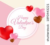 high quality love background... | Shutterstock .eps vector #1893443221