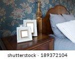 modern bedroom | Shutterstock . vector #189372104