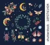 magic vector collection with...   Shutterstock .eps vector #1893761404