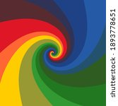 colorful spiral background.... | Shutterstock .eps vector #1893778651