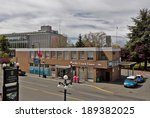 victoria  bc   circa april 2014 ... | Shutterstock . vector #189382025