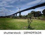 Westgate Bridge In Melbourne...