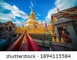 Lamphun  Thailand  July 11 ...