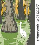 wpa poster art of the... | Shutterstock .eps vector #1894127257