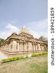 kailasanathar temple in...   Shutterstock . vector #189421859