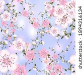 blossoming branches of japanese ...   Shutterstock .eps vector #1894316134