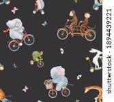 beautiful seamless pattern for... | Shutterstock . vector #1894439221