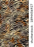 seamless zebra pattern  animal... | Shutterstock .eps vector #1894456927