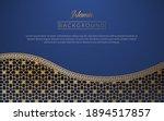 background islamic arabic... | Shutterstock .eps vector #1894517857