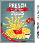 appetizer,box,calligraphy,card,chips,crisp,dairy,eat,enjoy,fast,flyer,food,french,fresh,fries