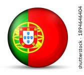 glass light ball with flag of... | Shutterstock .eps vector #1894646404