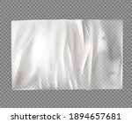 stretched cellophane banner ...   Shutterstock .eps vector #1894657681