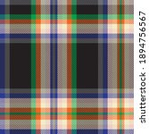 colourful plaid textured...   Shutterstock .eps vector #1894756567