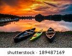 Canoe At Wetland Putrajaya...