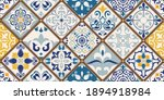 seamless colorful patchwork... | Shutterstock .eps vector #1894918984