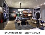 luxury and fashionable brand... | Shutterstock . vector #189492425