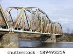 Railroad Bridge In Slovenia