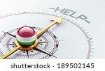 hungary high resolution help... | Shutterstock . vector #189502145