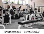 little bit used european sport... | Shutterstock . vector #189503069