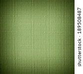 Dark Olive Green Fabric Texture