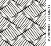 vector seamless pattern. modern ... | Shutterstock .eps vector #189526751