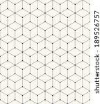 vector seamless pattern. modern ... | Shutterstock .eps vector #189526757