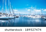 Sailboat Harbor  Many Beautifu...