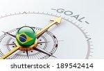 brazil high resolution goal...   Shutterstock . vector #189542414