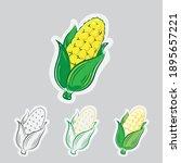 Super Green Corn Cob Original