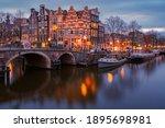 Amsterdam Canals Netherlands ...