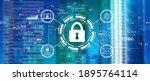 internet network security...   Shutterstock . vector #1895764114