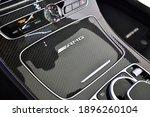 Mercedes Benz E63 S Amg Logo...