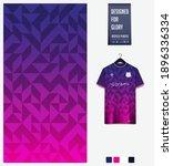 fabric pattern design.... | Shutterstock .eps vector #1896336334