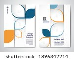 template vector design for... | Shutterstock .eps vector #1896342214