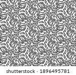 abstract geometric pattern. a... | Shutterstock .eps vector #1896495781