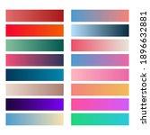 set of gradients. vector...