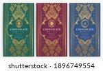 luxury packaging design of... | Shutterstock .eps vector #1896749554