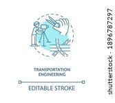 transportation engineering...   Shutterstock .eps vector #1896787297