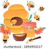a cartoon vector illustration...   Shutterstock .eps vector #1896903217