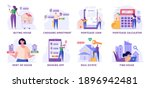 man buying house with key ...   Shutterstock .eps vector #1896942481