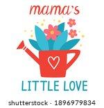 valentine day sticker mama... | Shutterstock .eps vector #1896979834