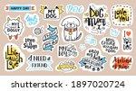 big set of motivational phrases ...   Shutterstock .eps vector #1897020724