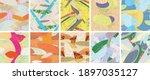 abstract vector seamless...   Shutterstock .eps vector #1897035127