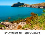 beautiful scenery with... | Shutterstock . vector #189708695