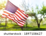 American Flag For Memorial Day  ...