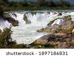 Khone Phapheng Falls Waterfalls ...