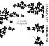 vector illustration of floral...   Shutterstock .eps vector #1897249984