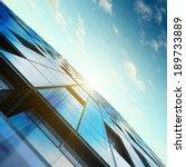 modern construction. building... | Shutterstock . vector #189733889