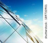contemporary architecture.... | Shutterstock . vector #189733901